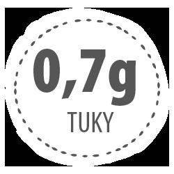 0-7g-tuky