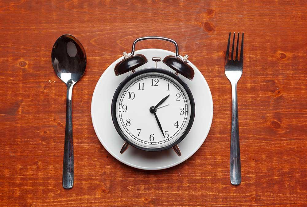 přerušovaný půst, intermittent fasting