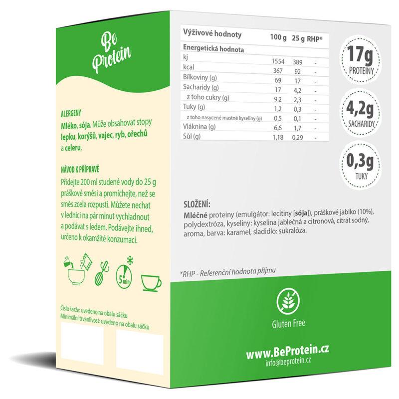 proteinový drink jablečný gluten free